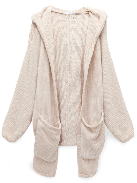Gimme Gimme Hooded Cardi