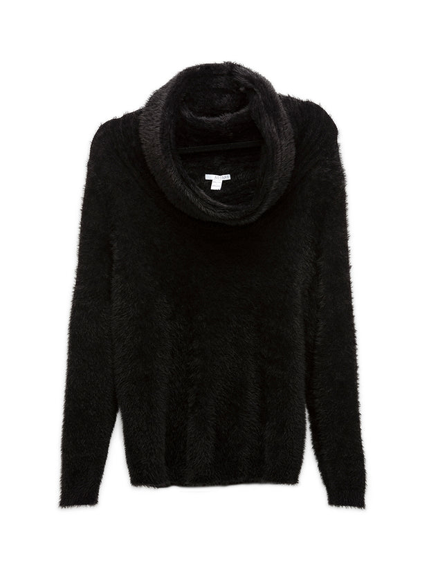 Pearl Cozy Convertible Sweater