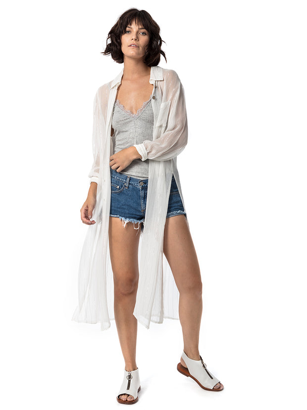 Martinique Duster Shirt