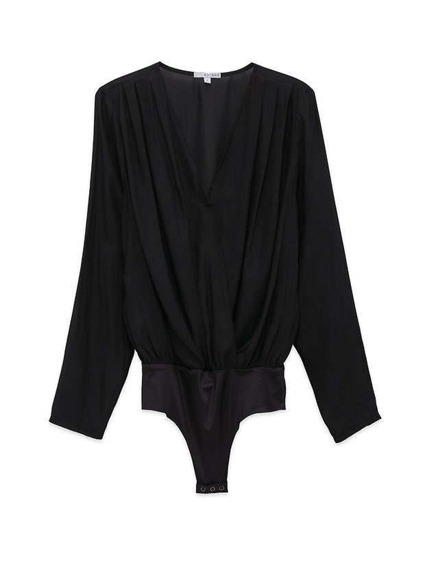 Soiree Wrap Bodysuit