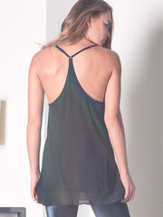 Barely There T-Back Cami