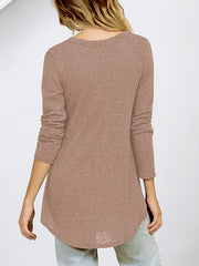 Coco Scoop Neck Tunic