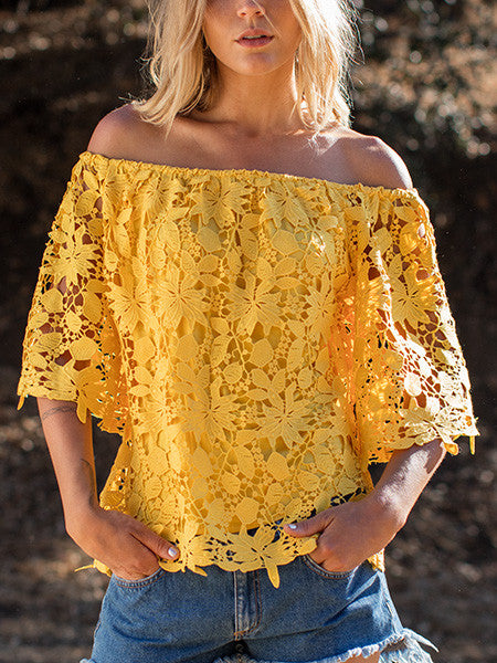 Golden Fields Top