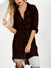 Gypsy Shirtdress