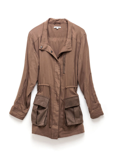 Marching Orders Military Jacket
