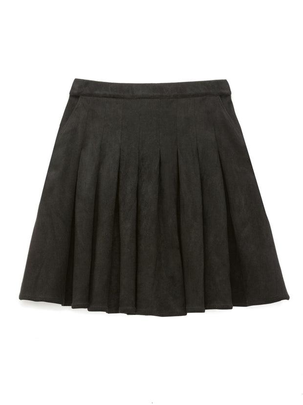 Madrid Vegan Suede Skirt