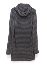 Cozy Knit Tunic Dress