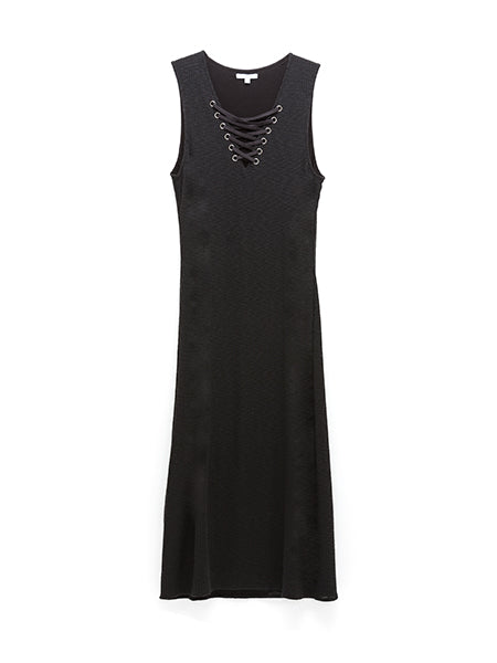 Mercer Ribbed Knit Dress