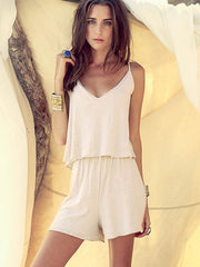 Sandy Lane Romper