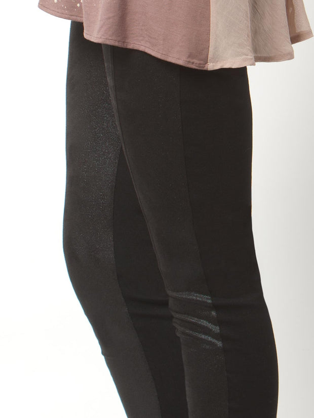 Santa Fe Vegan Leather Leggings