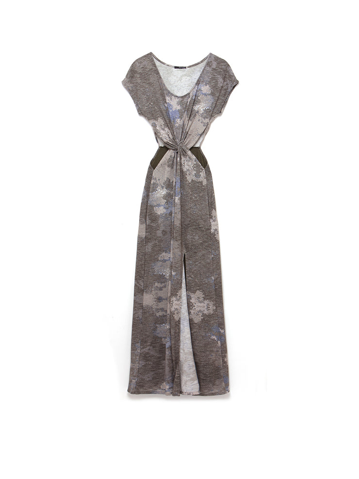 The New Camo Maxi Dress