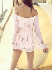 Toasted Shoulders Flyaway Top