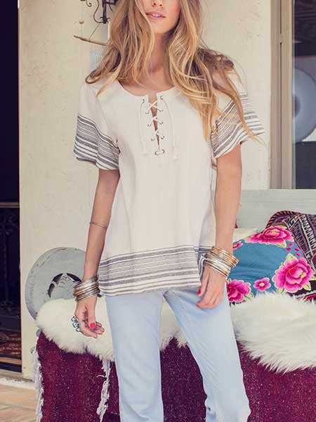 Kaya Tunic Top