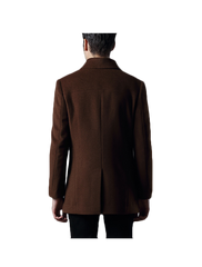 London Cashmere Wool Coat