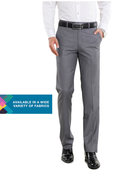 Traditional Fit Dress Pants