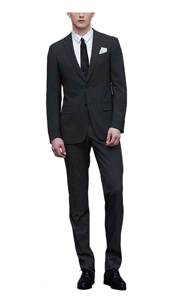 Iron Gray Suit