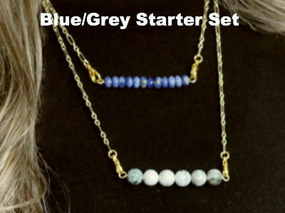Changeable Necklaces Starter Set