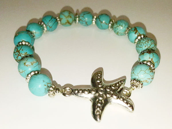 Stretchy Starfish Bracelet