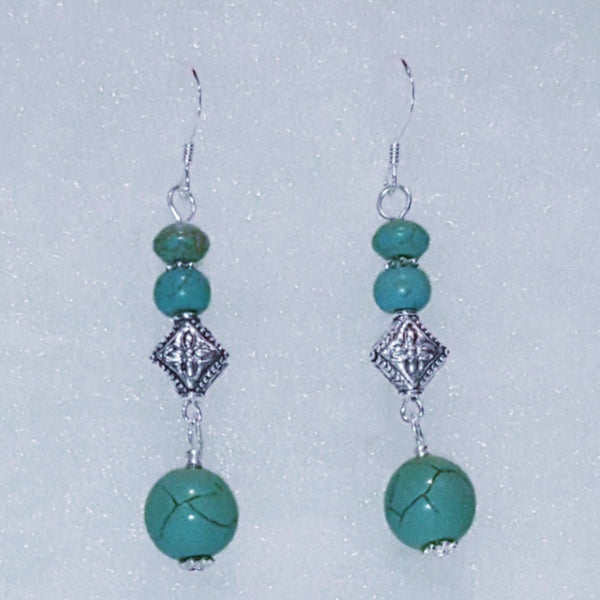 Atlantis #2 Earrings