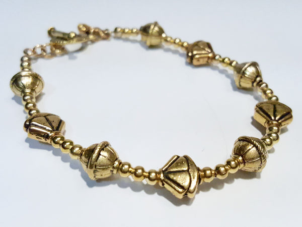 Sailboat Gold Bracelet