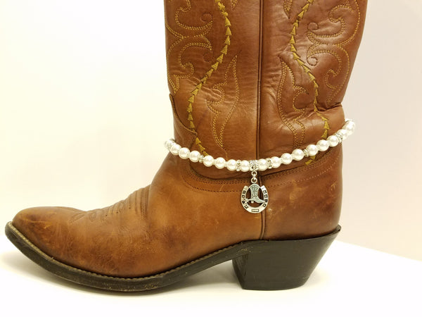 Horse Lovers Boot Bling