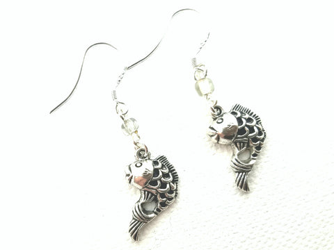 Fun Fish Earrings