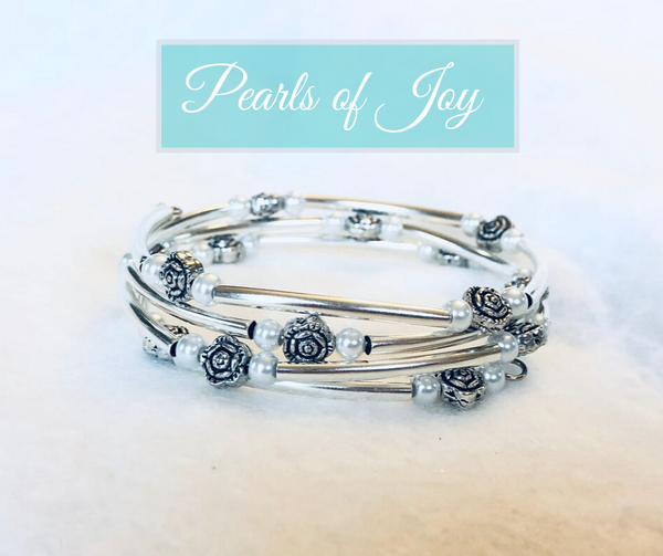 Pearls of JOY Bracelet