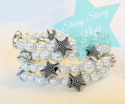 Starry, Starry Night Bracelet