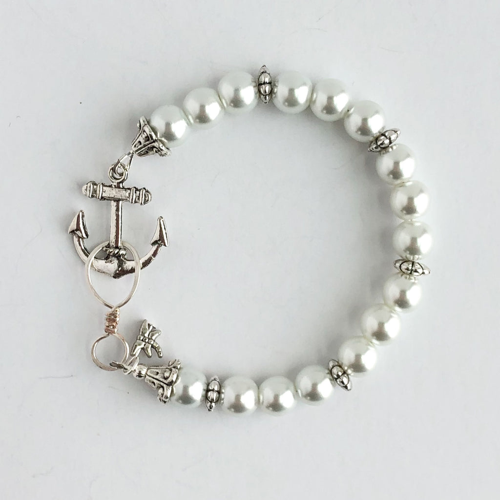 Anchors Away Bracelet
