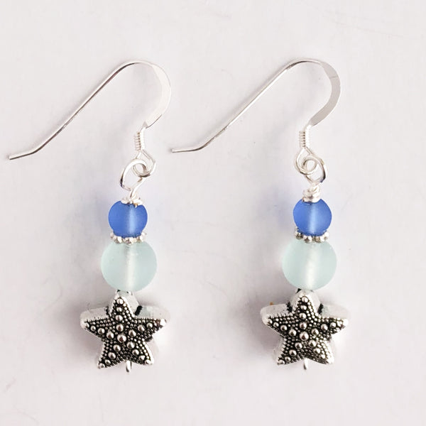 Seascape Earrings