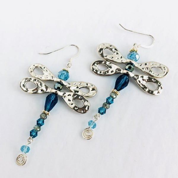 Signature Dragonfly Earrings