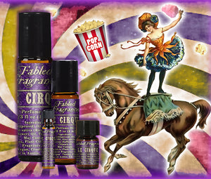 Le Cirque Perfume - Fabled Fragrances