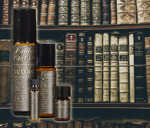 Athenaeum Perfume - Fabled Fragrances