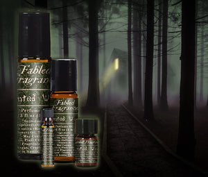 Haunted Woods Perfume - Fabled Fragrances