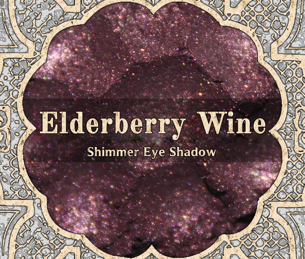 Elderberry Wine Eyeshadow