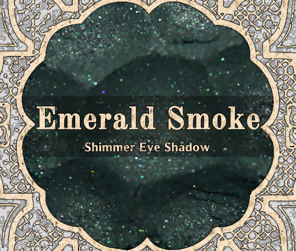 Emerald Smoke Eyeshadow