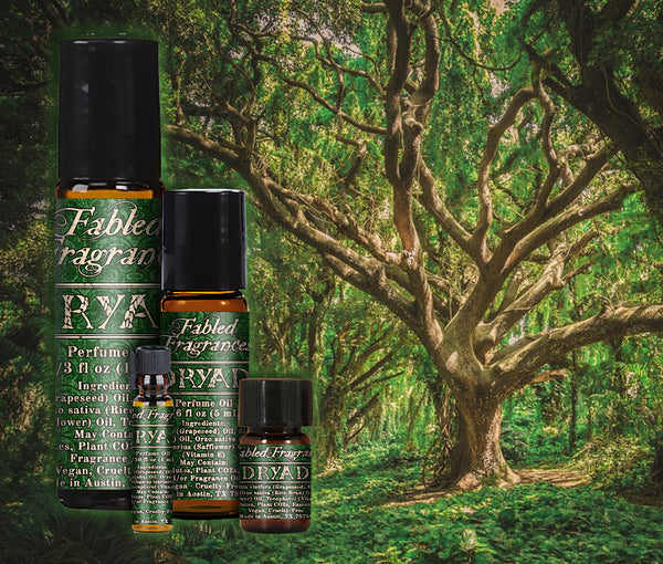 Dryad Perfume - Fabled Fragrances