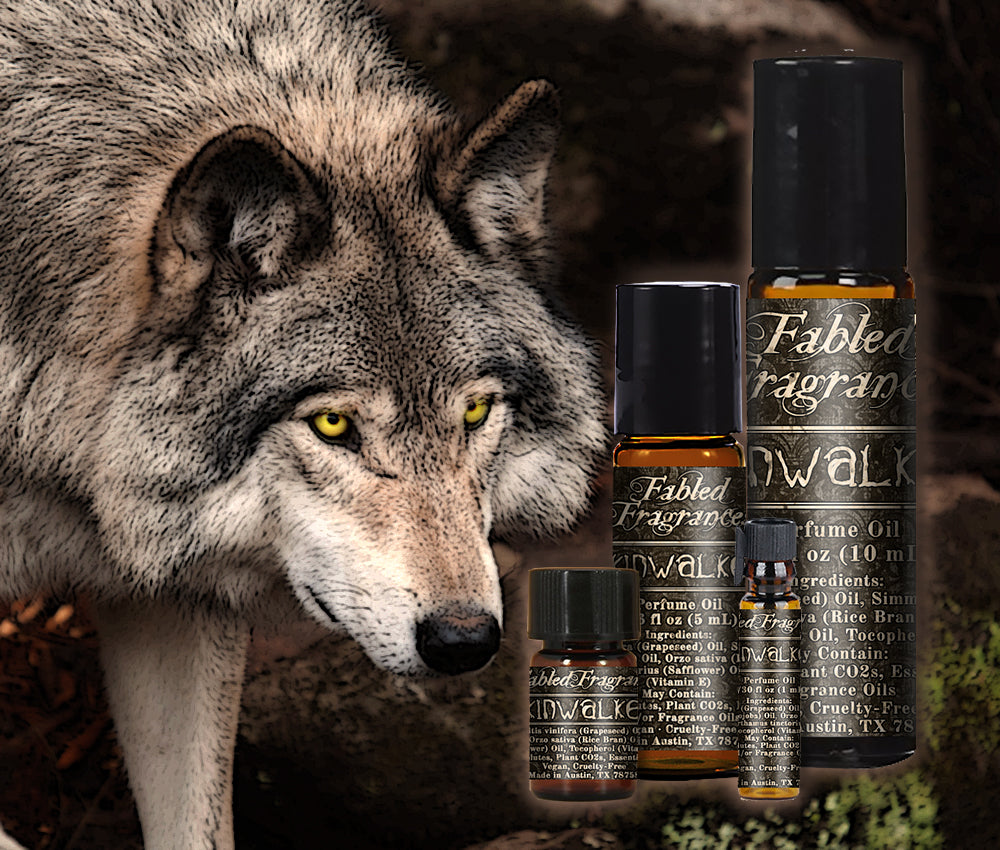 Skinwalker Perfume - Fabled Fragrances