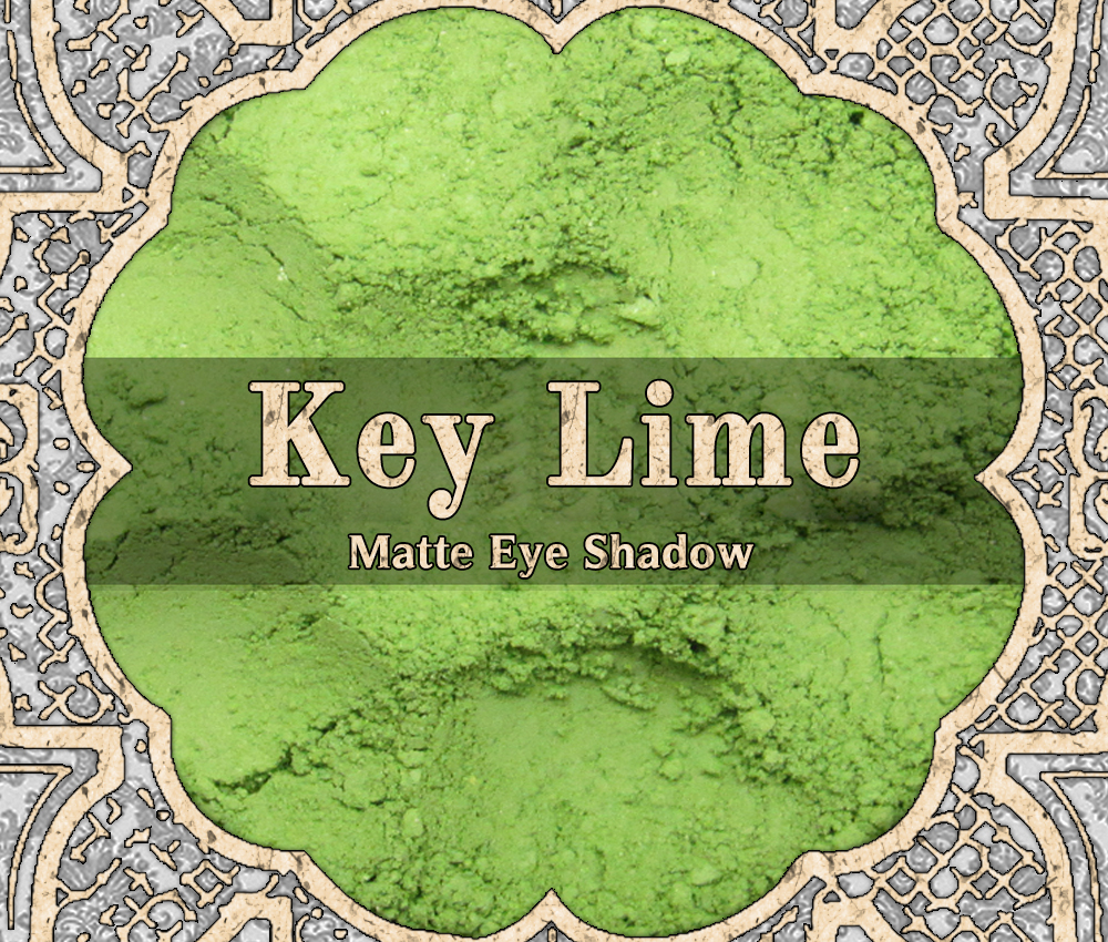 Key Lime Eyeshadow