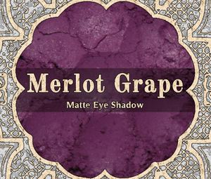 Merlot Grape Eyeshadow