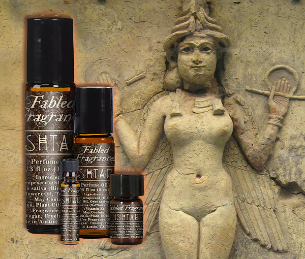 Ishtar Perfume - Fabled Fragrances