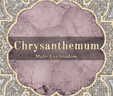 Chrysanthemum Eyeshadow