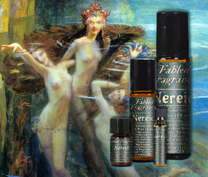 Nereid Perfume - Fabled Fragrances