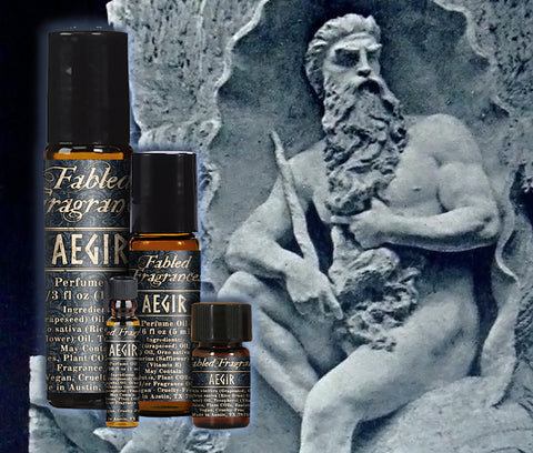 Aegir Perfume - Fabled Fragrances