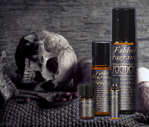 Voodoo Perfume - Fabled Fragrances