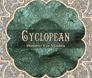 Cyclopean Eyeshadow