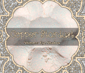 Copper Stardust Eyeshadow
