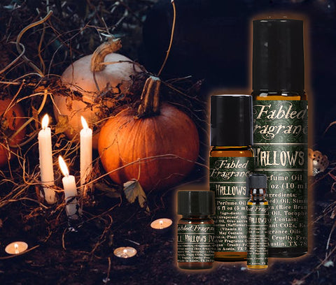 All Hallows Eve Perfume - Fabled Fragrances