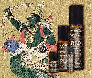 Kamadeva Perfume - Fabled Fragrances