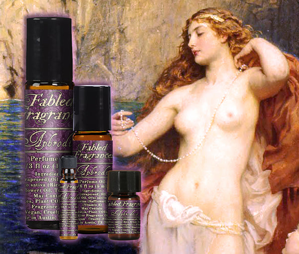 Aphrodite Perfume - Fabled Fragrances
